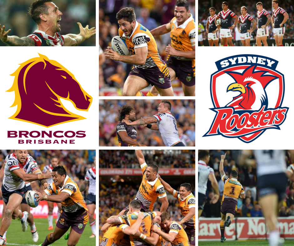 WIN 4 Tickets to the Broncos vs Roosters