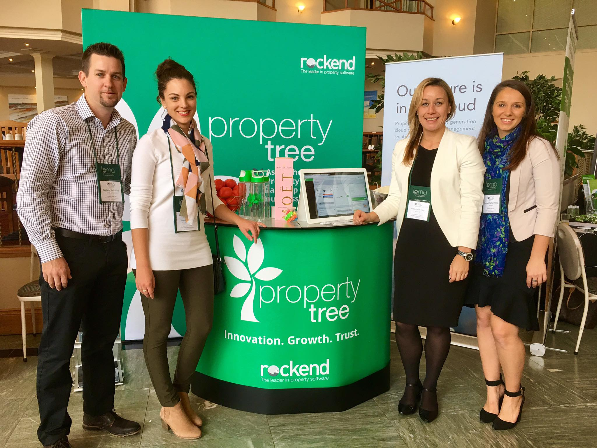 Touch Residential hit up LPMA 2017 in WA!