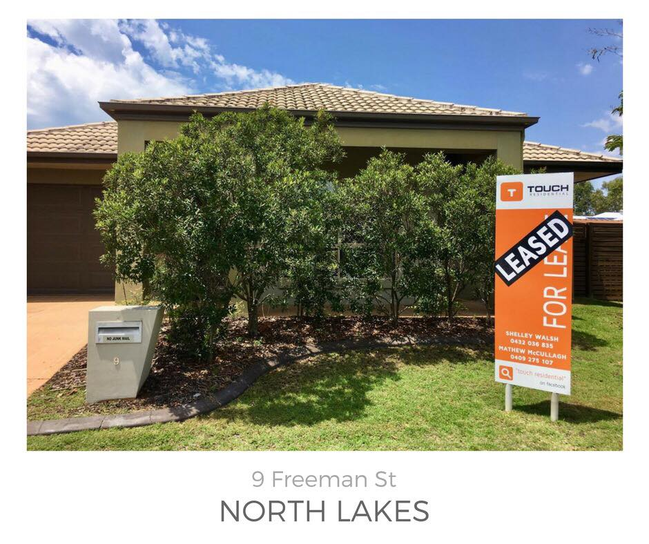 Leased in 7 Days - 9 Freeman St, North Lakes