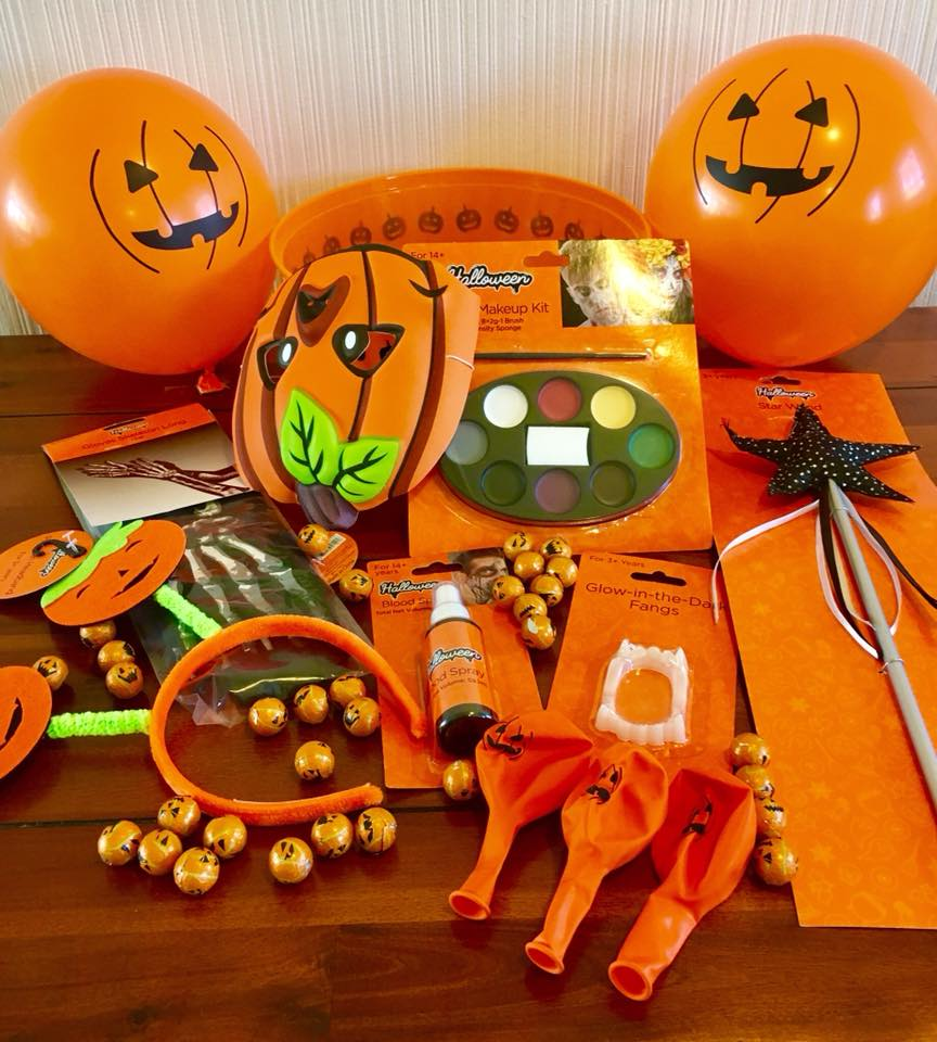 Win this fantastic Halloween prize pack!